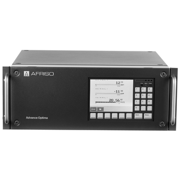 Infrared gas analysers