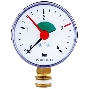Pressure measuring instruments domestic technology