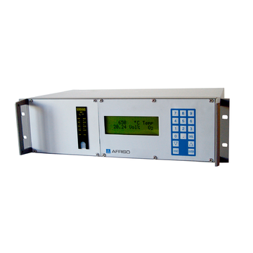 Stationary gas analysers