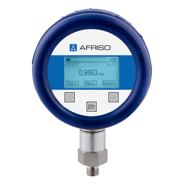 Electronic pressure measuring instruments