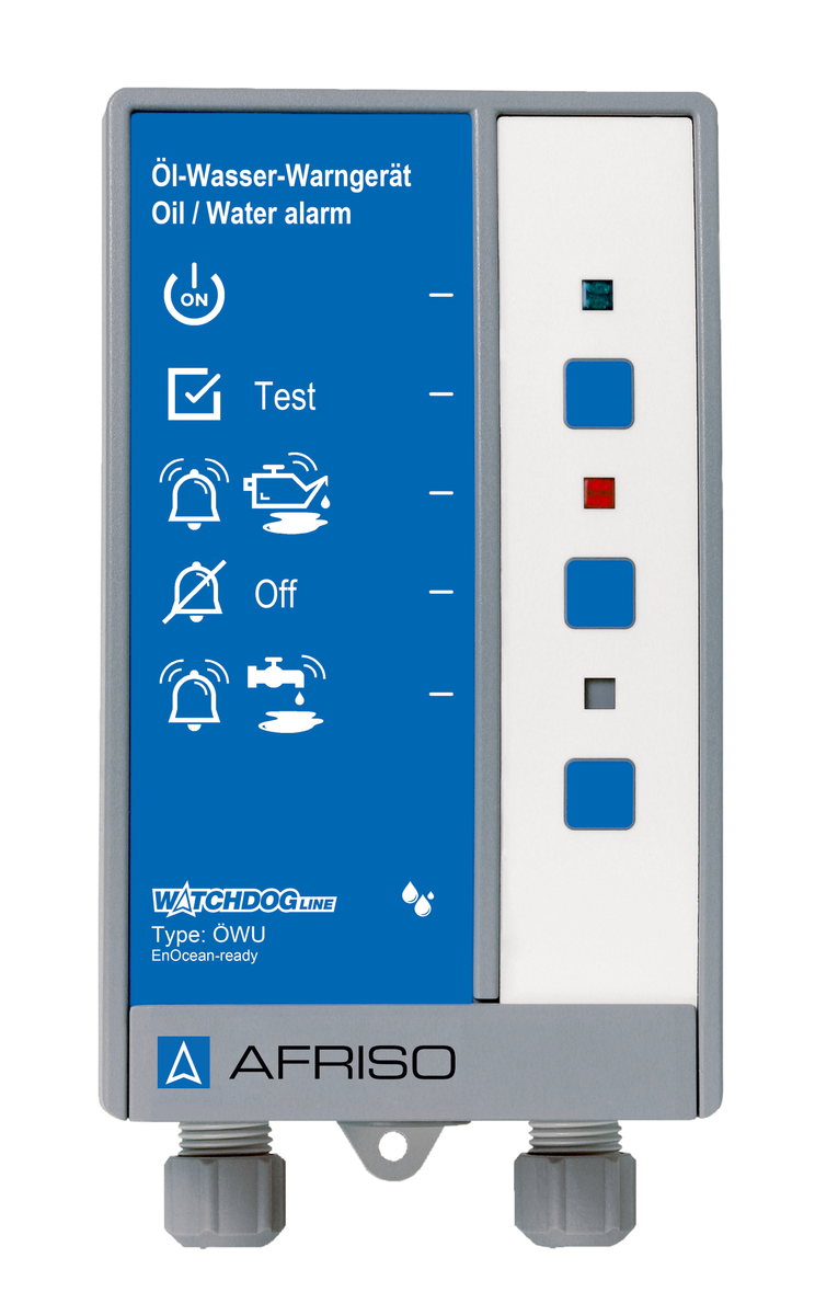 Oil/water alarm unit ÖWU - Afriso - Afriso