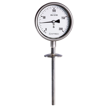 Afriso Gas filled thermometers FTh Ch - for chemical applications