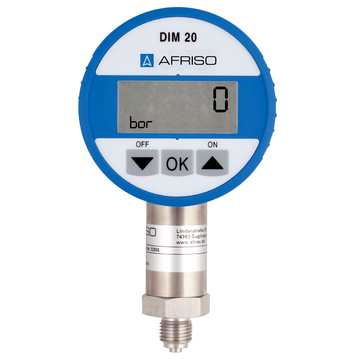 Afriso Universelles Digitalmanometer DIM 20