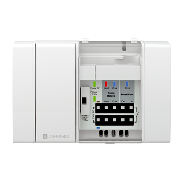 Afriso Single room temperature controller CosiTherm® - wireless