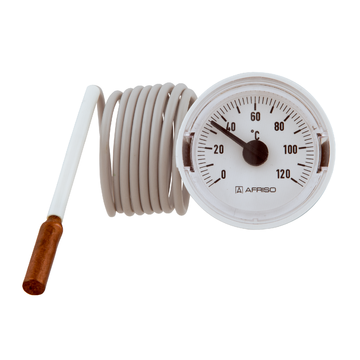 Afriso Thermometers THK With capillary tube