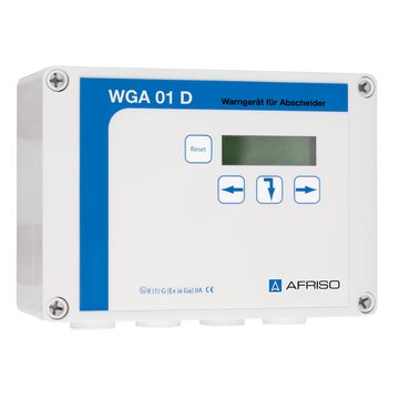 Afriso Alarm unit for separators WGA 01 D