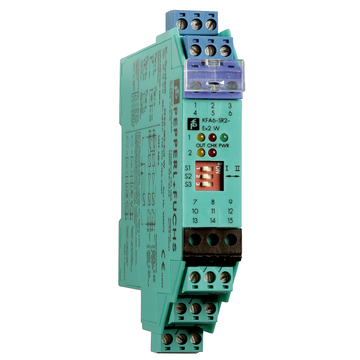 Afriso Isolating switching amplifiers KFA/KHA for electrical contact