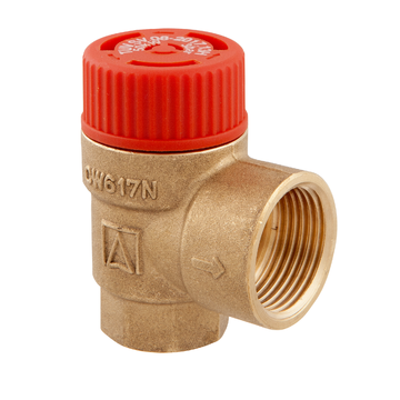 Afriso Diaphragm safety valves MS, MSM