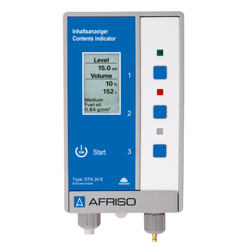 Afriso Digital tank contents indicator DTA 20 E