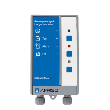 Afriso Alarm unit for low gas level