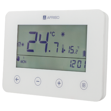 Afriso Room thermostats RT 05