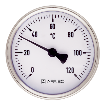 Afriso Bimetall-Standardthermometer BiTh ST