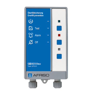 Afriso Transducer UFS 01 for overfill prevention system (WHG)