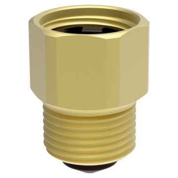 Afriso Quick air vents PrimoVent Brass