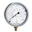 Afriso Standard Bourdon tube pressure gauges for refrigeration engineering type D7 with glycerine filling
