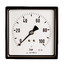 Afriso Bourdon tube pressure gauges for panel mounting Type D3