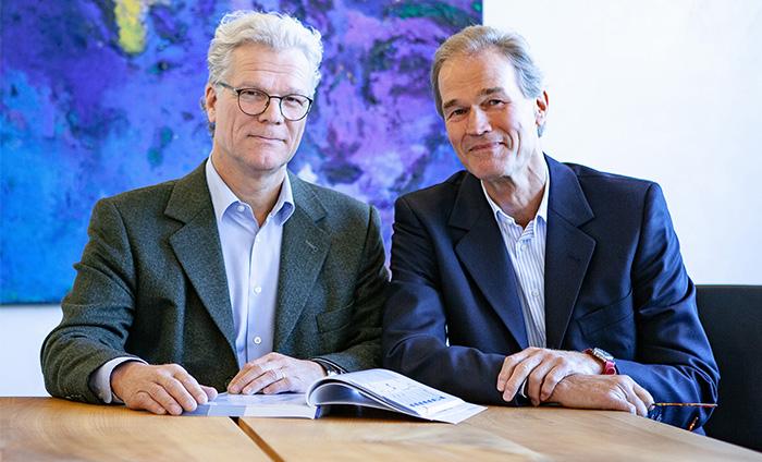 Jürgen undElmar Fritz, Geschäftsführer und Inhaber