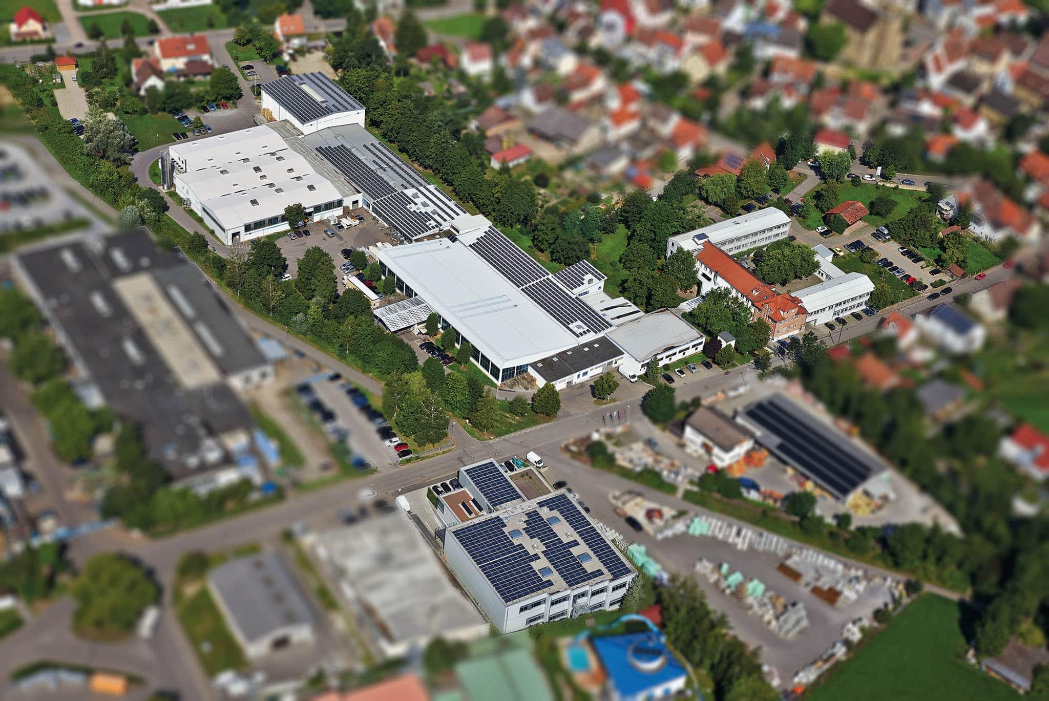 AFRISO Firmengebäude in Güglingen