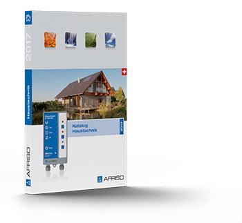 Afriso Katalog Haustechnik für die Schweiz 2017