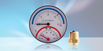 Combined-thermometer-pressure-gauge-thermo-hydrometer-TM